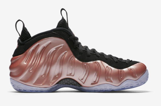 Air Foamposite One Elemental Rose Rust Pink