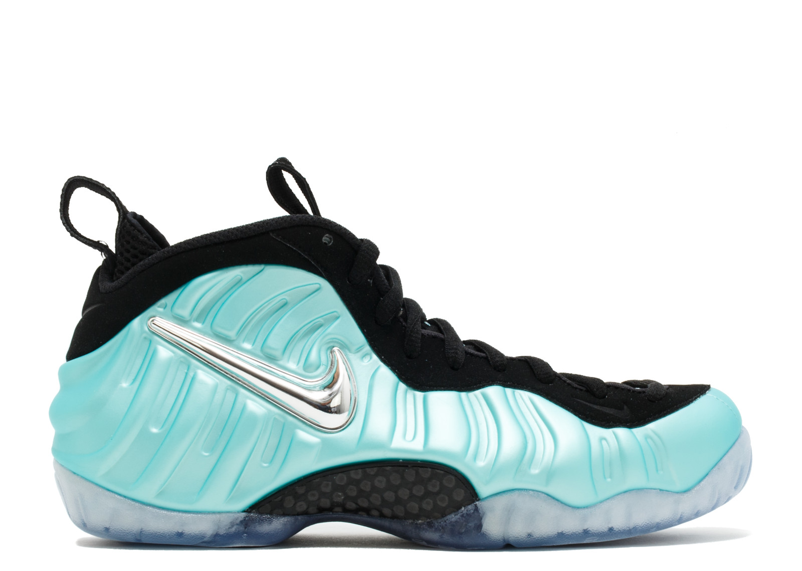 Air Foamposite Pro Island Green