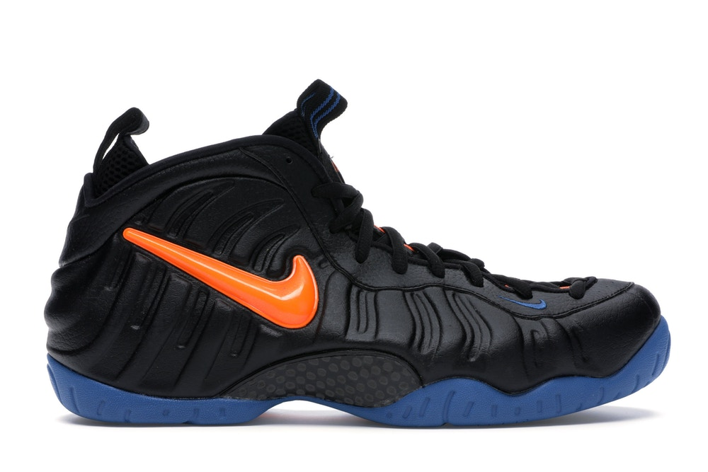 Air Foamposite Pro Knicks