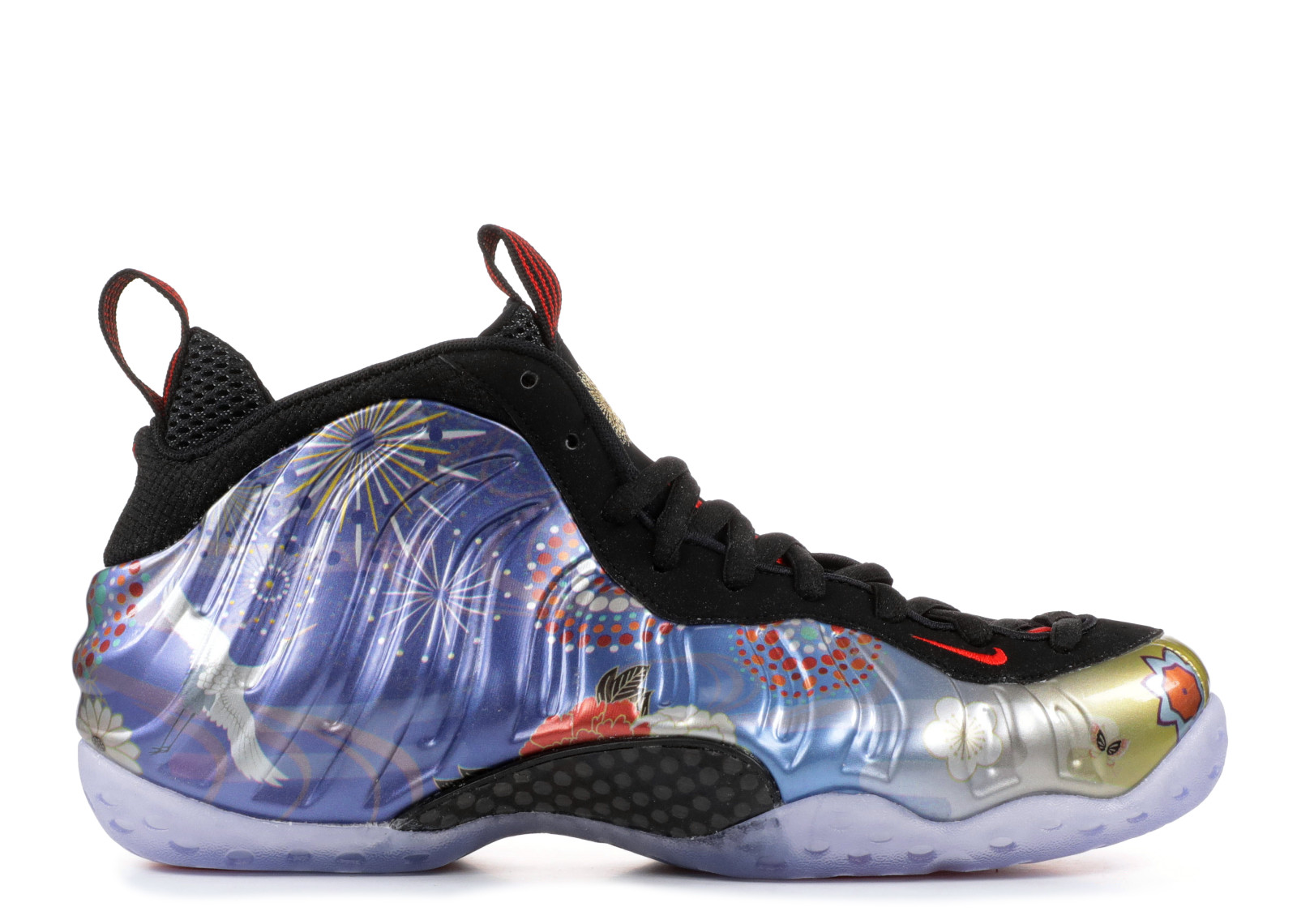 Air Foamposite One LNY QS Lunar New Year 2018