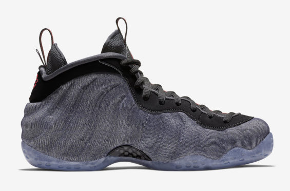 Air Foamposite One Denim