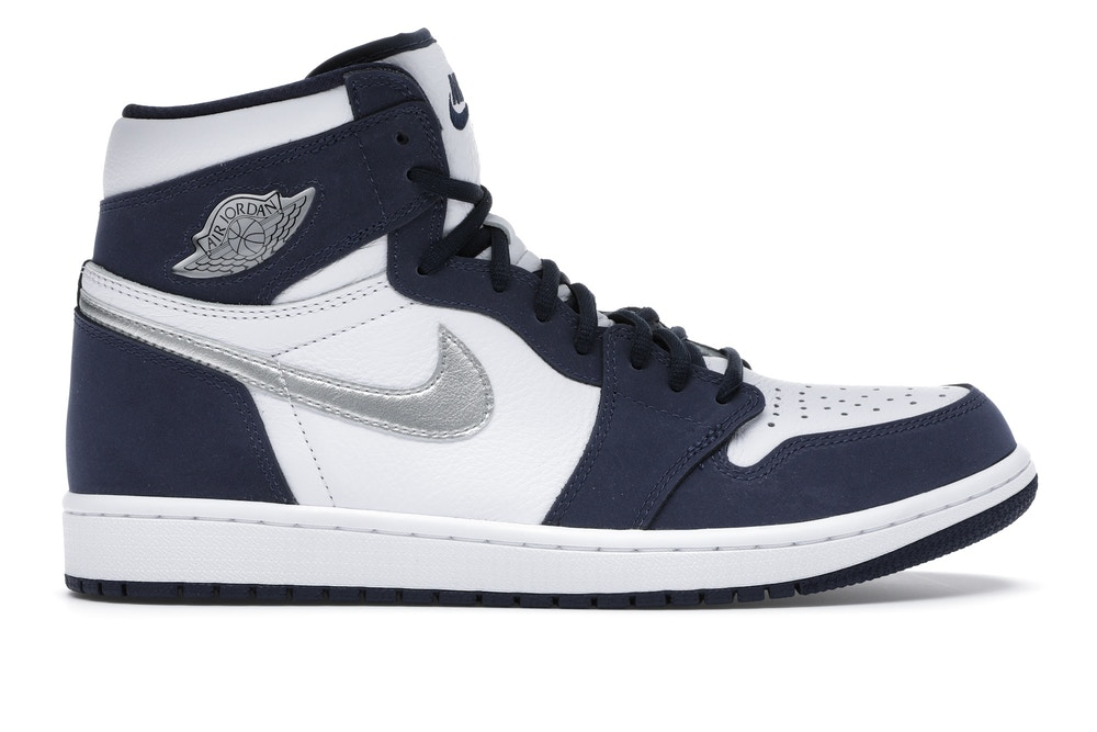 Air Jordan 1 Retro High COJP Midnight Navy (2020) (Women)