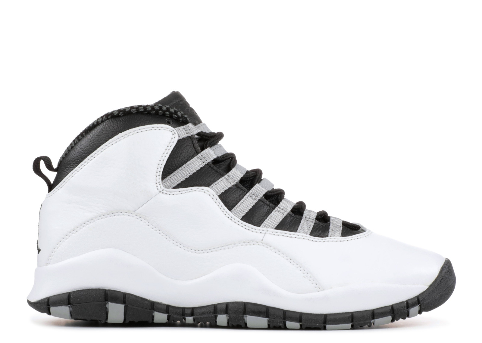 Air Jordan 10 Steel Grey