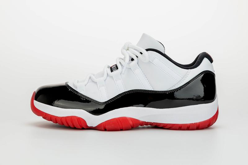 Air Jordan 11 Low White Bred