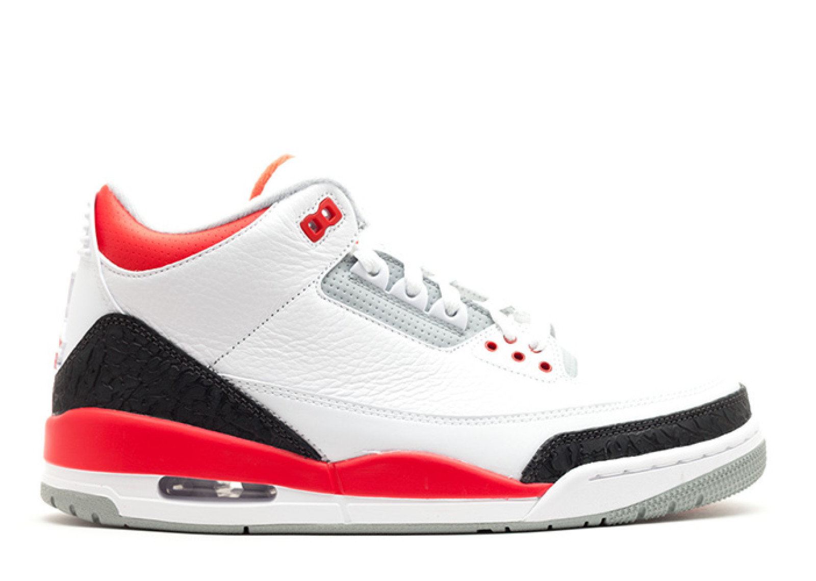 Air Jordan 3 Retro Fire Red 2013 Release