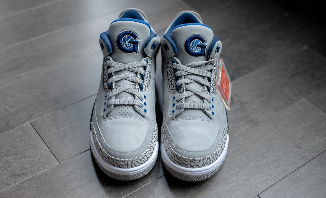 Air Jordan 3 Retro Georgetown PE
