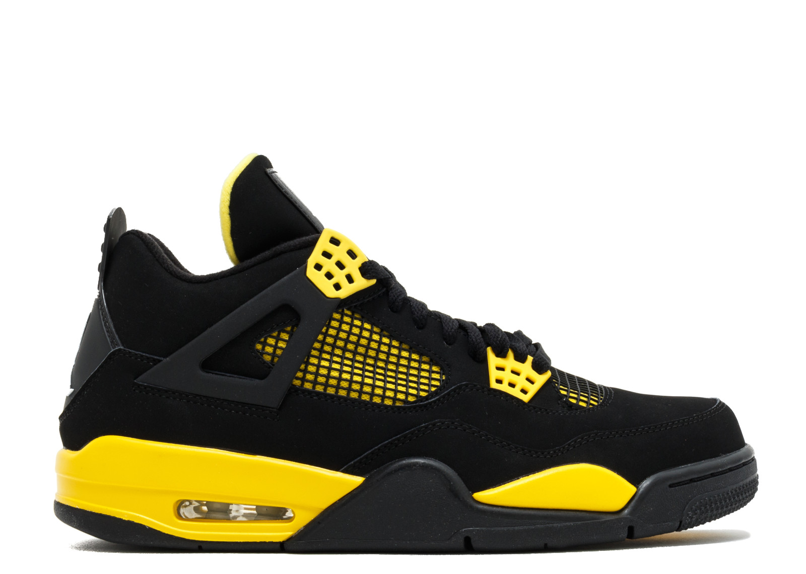 Air Jordan 4 Retro Thunder 2012 Release