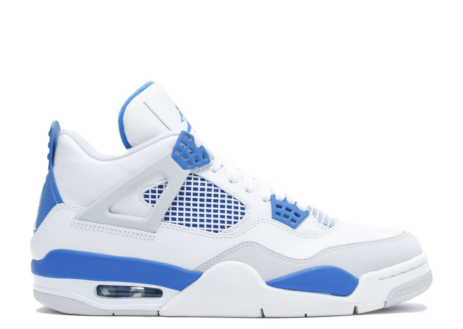 Air Jordan 4 Retro Military Blue 2012 Release
