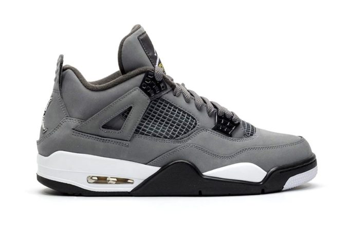 Air Jordan 4 Retro Cool Grey (2019)