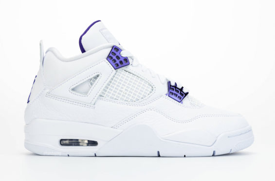Air Jordan 4 Court Purple (Women)