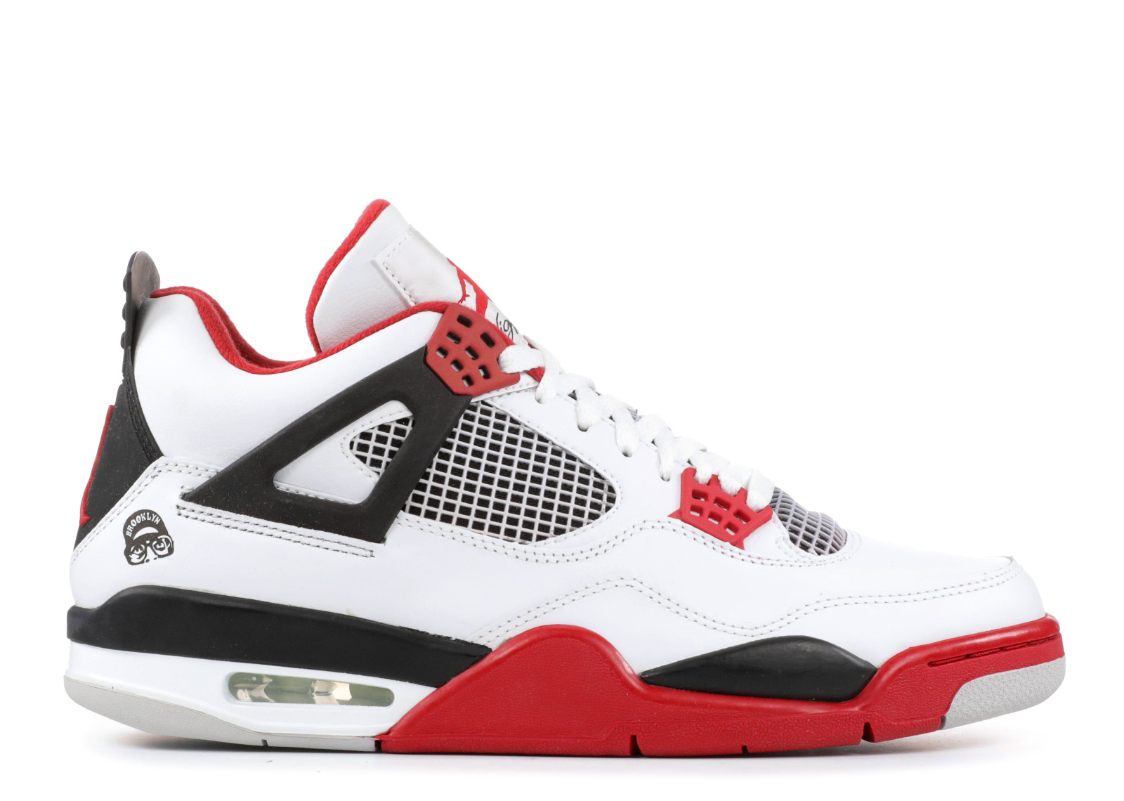 Air Jordan 4 Fire Red Mars Blackmon
