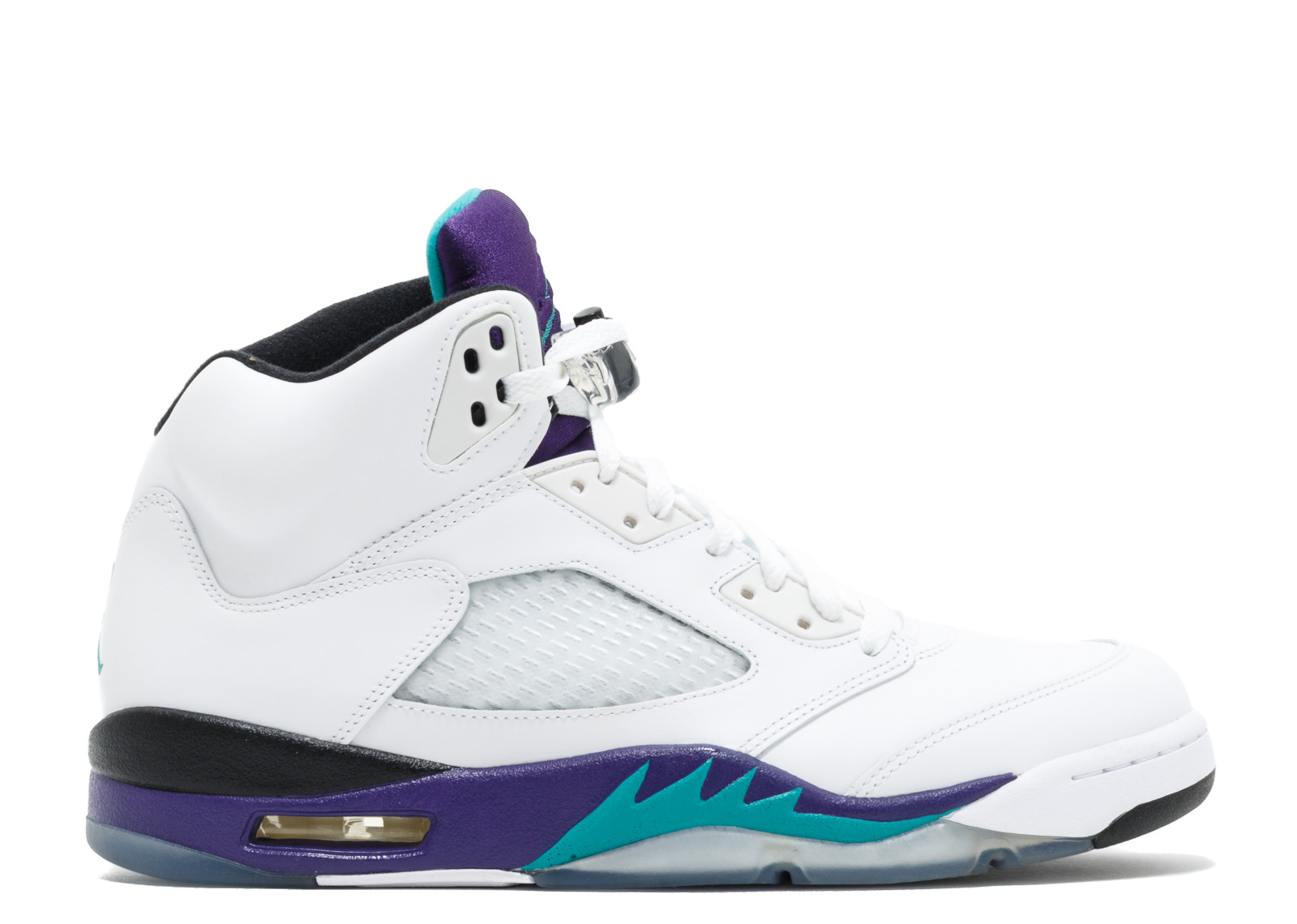 Air Jordan 5 Grape 2013 Release