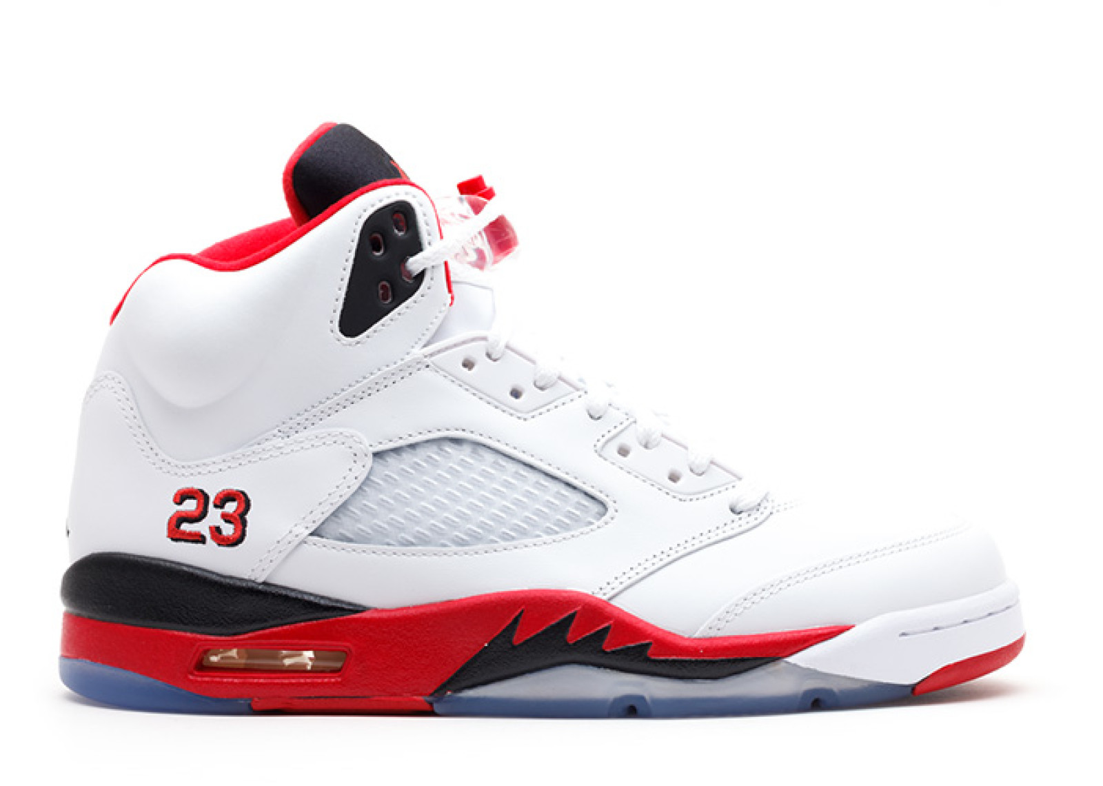 Air Jordan 5 Fire Red 2013 Release