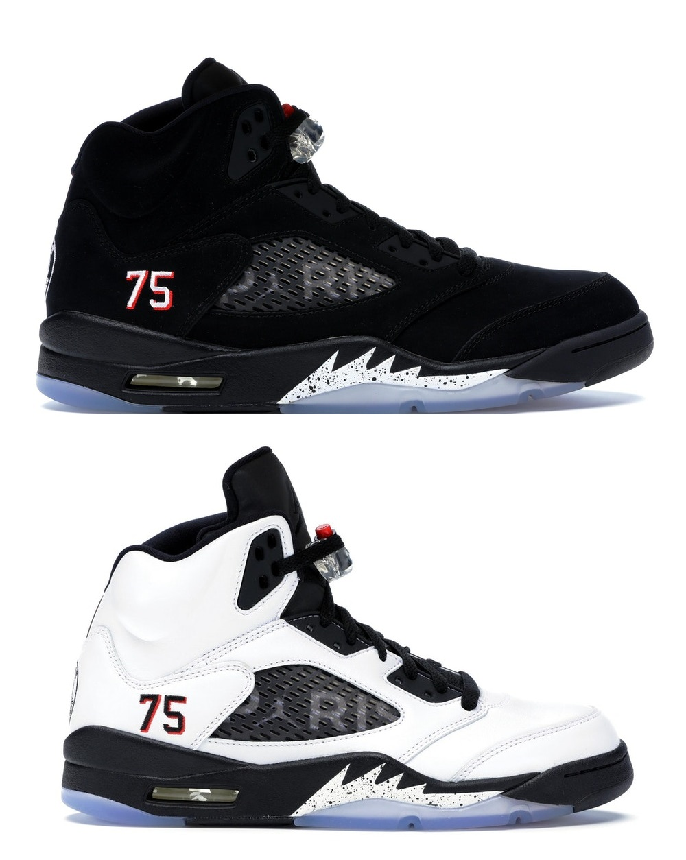 Air Jordan 5 Paris Saint-Germain Pack #1