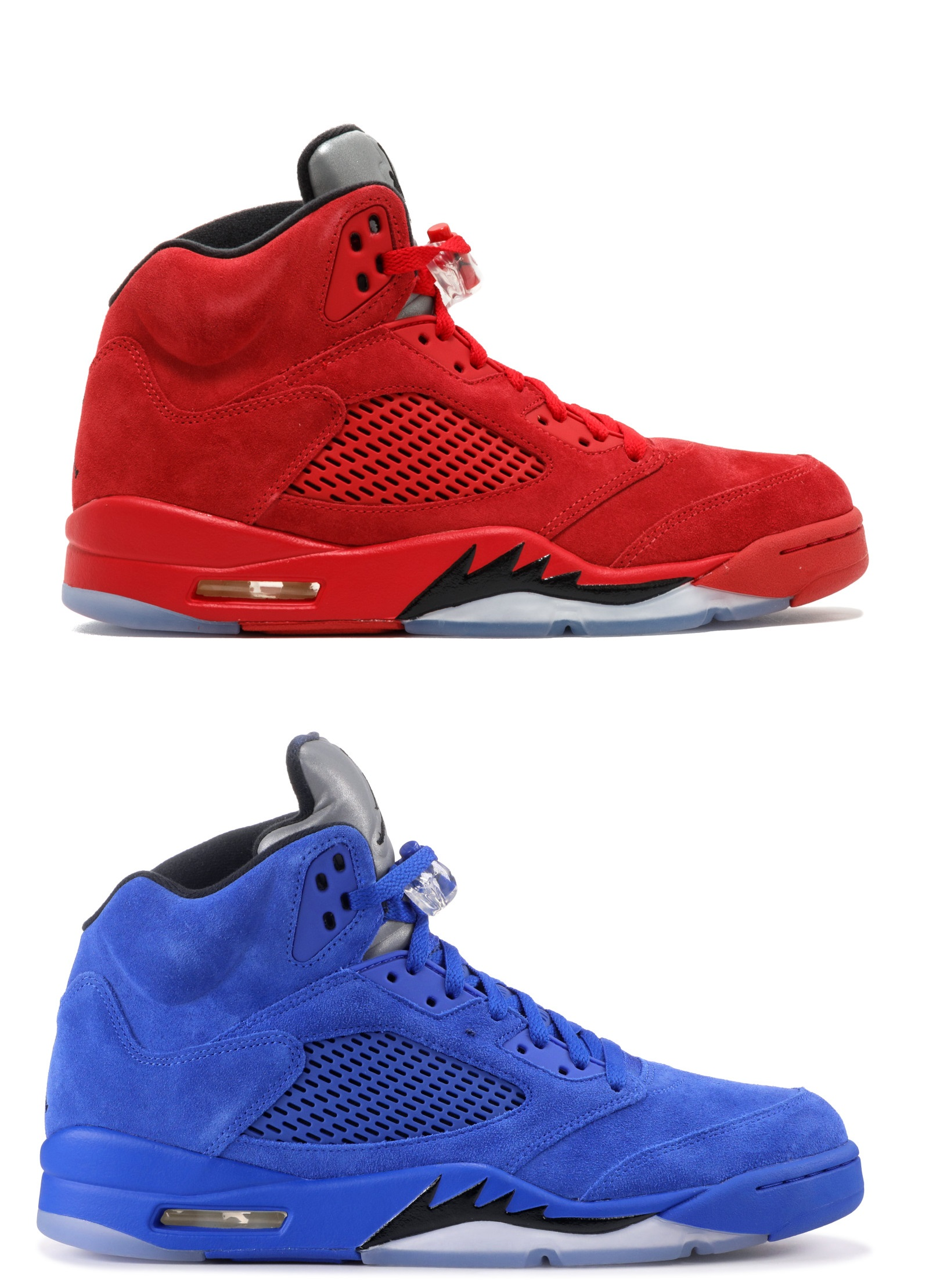 Air Jordan 5 Suede Pack #1