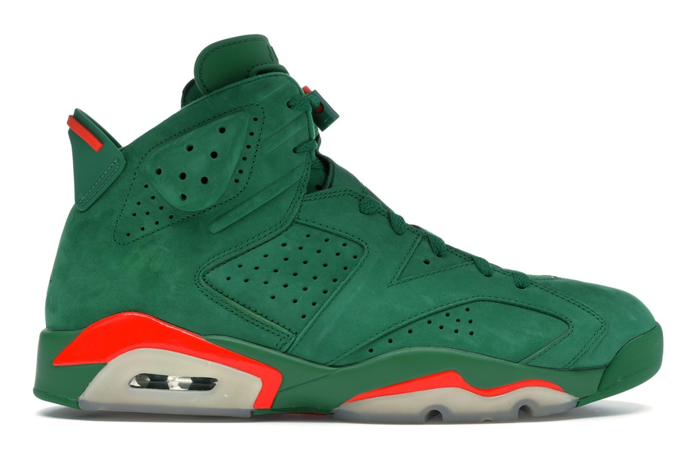 Air Jordan 6 Retro Gatorade Green