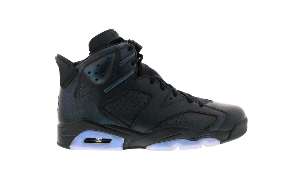 Air Jordan 6 Retro All Star 2017 Chameleon