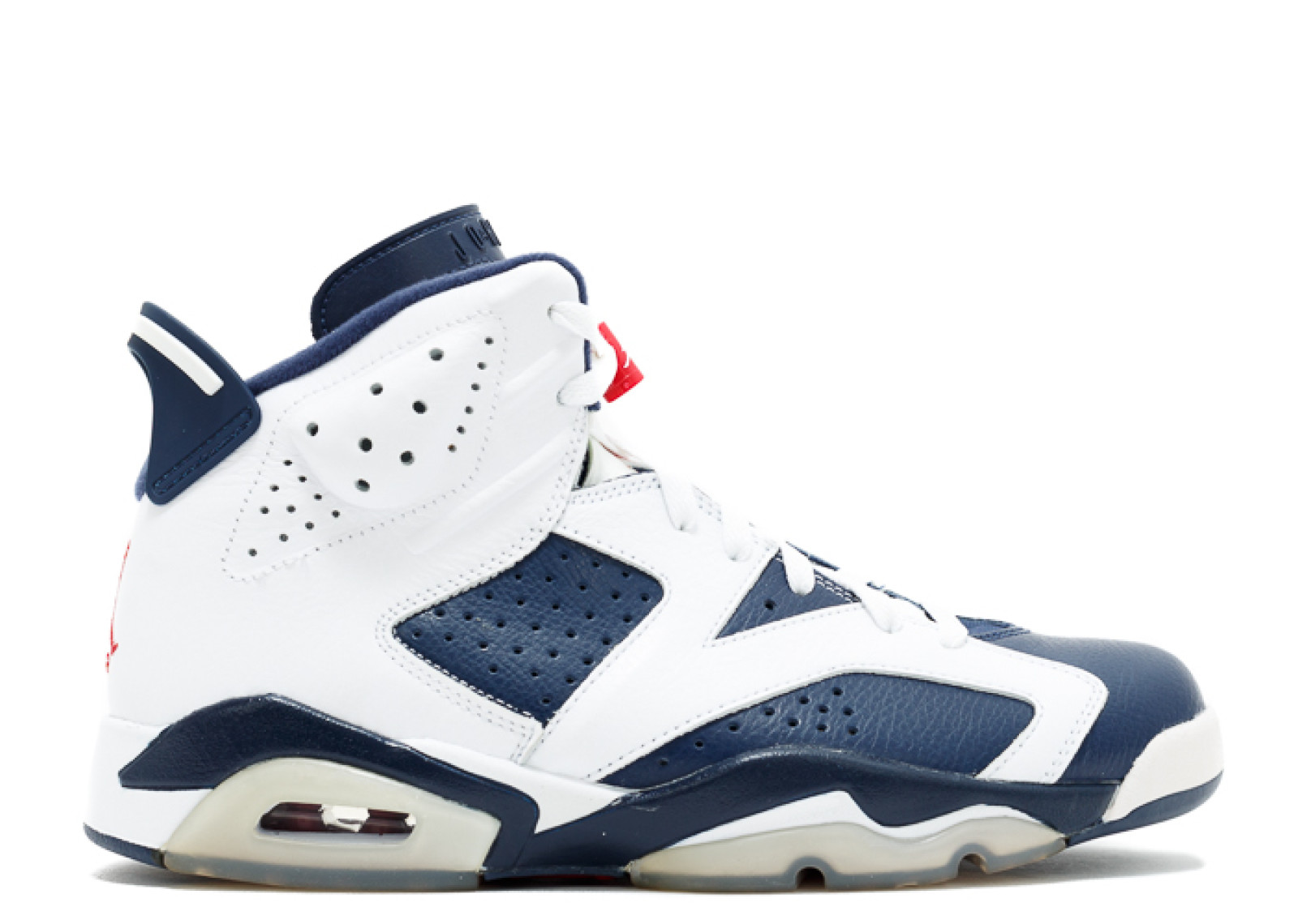 Air Jordan 6 Retro Olympic 2012 Release