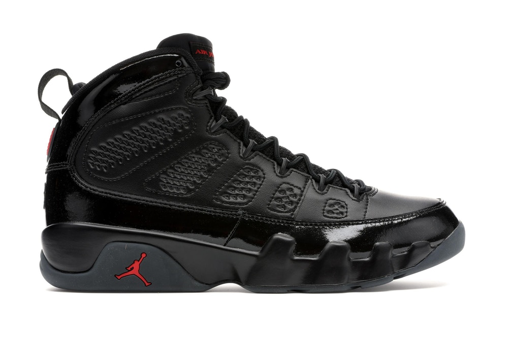 Air Jordan 9 Retro Bred Patent