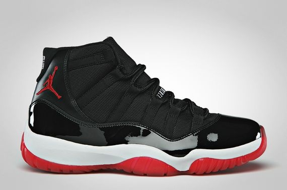 Air Jordan 11 Bred (Women)