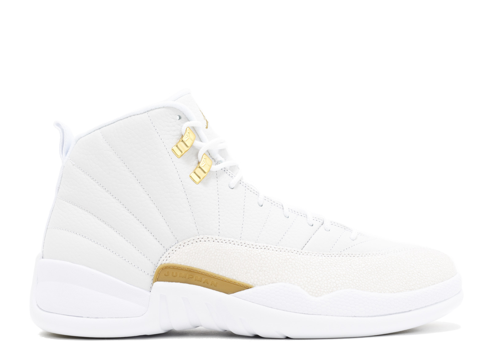 Air Jordan 12 OVO White