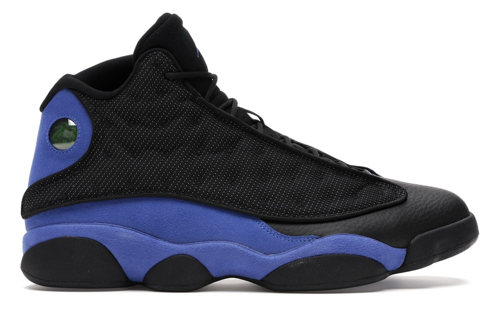 Air Jordan 13 Retro Black Hyper Royal